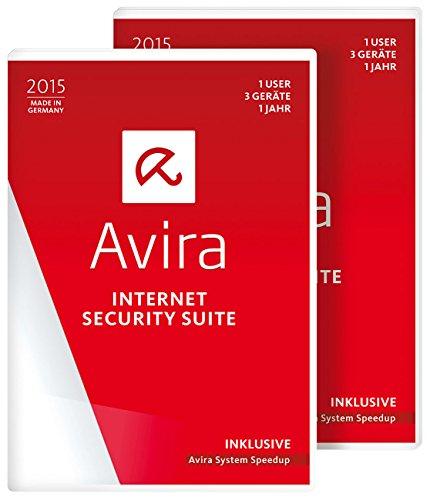 Avira Internet Security Suite 2015 - 1+1 Special (2 Jahre oder 2 Liz.)