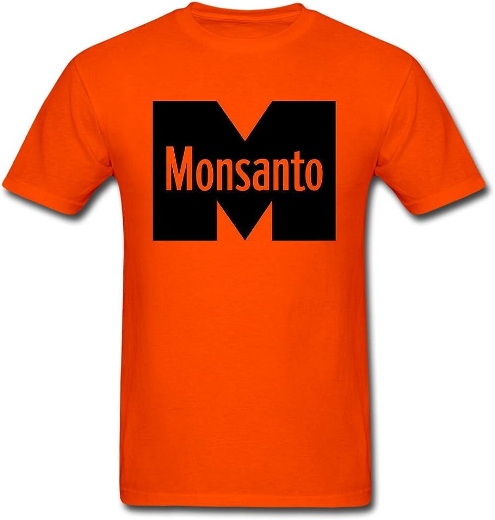 Davolie Monsanto Chemical Logo Superior Men's T-Shirts