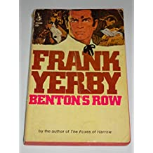 Benton's Row Pocket Book # 64009