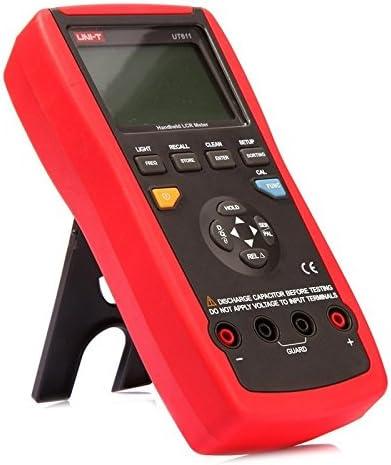 UNI-T Ut611/6000//écran fils en temps r/éel /écran fr/équence de test num/érique portable LCR m/ètres Testers