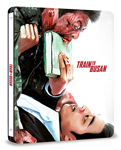 Train To Busan [Blu-ray] Steelbook Limited - Edition Pack Train