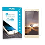 Mivi Redmi Note 3 Military Grade Anti-Scratch Tempered Glass Screen Guard (0.3mm, Clear)