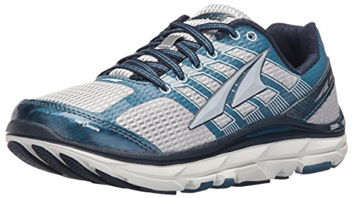 Altra Provision 3.0 Women's Road Running Shoe, Silver/Blue, 8