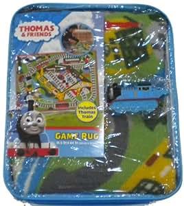 Amazon Com Thomas The Train Game Rug Kitchen Amp Dining