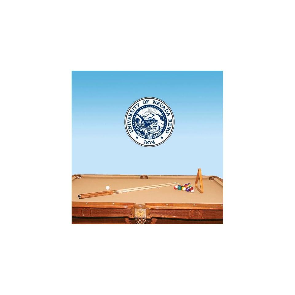 Nevada Wolf Pack NCAA Wall Decal sticker 22x22
