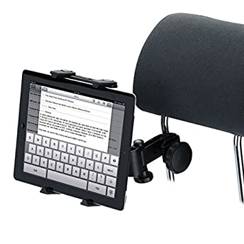 Universal Back Seat Headrest Tablet soporte Holder coche Stand Soporte Soporte para iPad 2 3 4 Tablet PC GPS: Amazon.es: Electrónica
