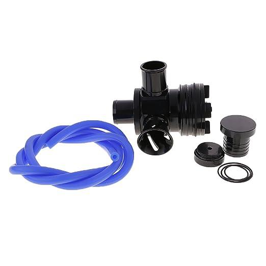 Gazechimp Válvulas de Descarga de Turbo BOV Tipo V Splitter Blow-out: Amazon.es: Coche y moto