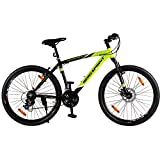 Hero Octane Endeavour 26T 21 Speed Adult Bicycle - Green & Black(18' Frame)