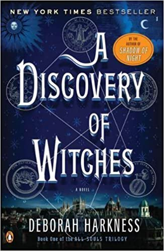 Book A Discovery of Witches (All Souls Trilogy)