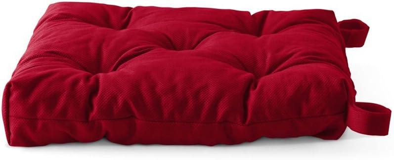 Ikea Malinda Chair Cushion (2, Red)