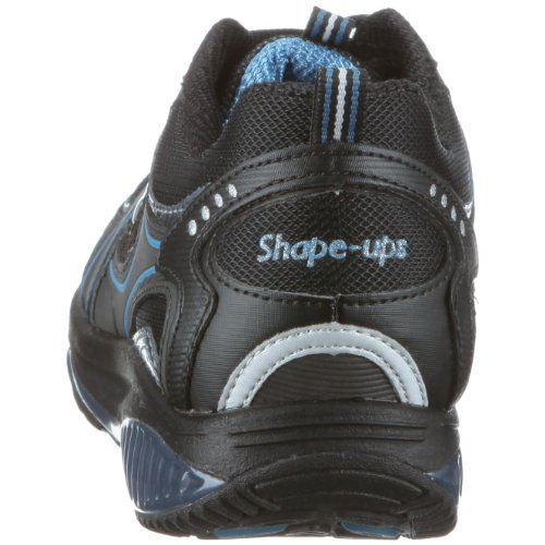 Scarpe Da Ginnastica Per Donna Xf Acceleratori Moda Sneaker Nero Blu