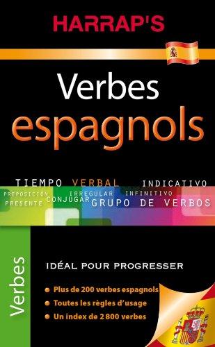 Amazon Fr Harrap S Verbes Espagnols Collectif Livres