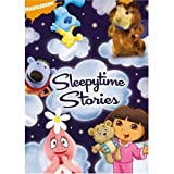 Nickelodeon Sleepytime Stories DVD Includes Includes Wonder Pets Music Video PLUS Nick Jr Disc Clips From Your Favorites Nick Jr. Shows Including: Go Diego Go, Wonder Pets, Yo Gabba Gabba, The Backyardigans and Jacks Big Music Show