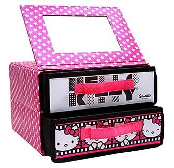 201bf1f38 Hello Kitty Two Drawer Storage Set with Mirror: Amazon.co.uk: Toys & Games
