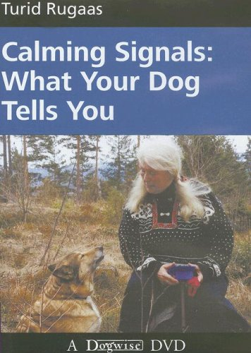 Calming Signals: What Your Dog Tells You