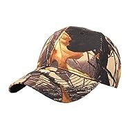 BCDshop Casual Tactical Outdoor Camo Sports Cap Women Men Vintage Baseball Cap Hat