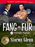 Fang and Fur [Midnight Matings] (Siren Publishing Classic ManLove)