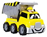 : Kid Galaxy My First Radio Control Dump Truck (Colors May Vary)