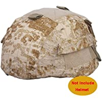 MICH 2002(Ver2Gamuza de funda para casco de combate