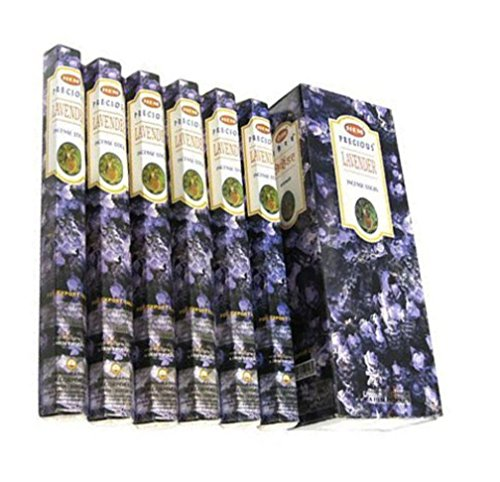 Hem  Lavender Incense Sticks, 120 Count - incensecentral.us