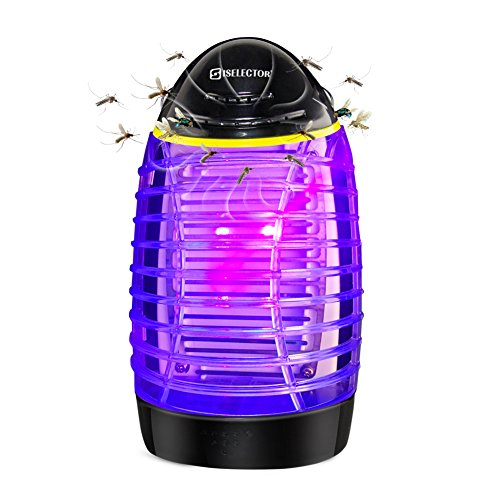 ISELECTOR Mosquito Killer Trap Indoor Bug Zappe...