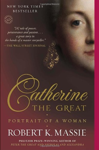 Book cover for Catherine the Great: Portrait of a Woman
