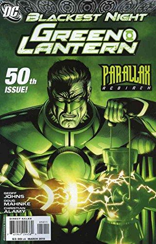 Green Lantern (4th Series) #50 VF/NM ; DC comic book