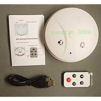 4GB Smoke Detector Hidden Spy Camera DVR with motion detection