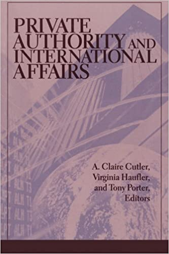 Private Authority and International Affairs (SUNY series in Global