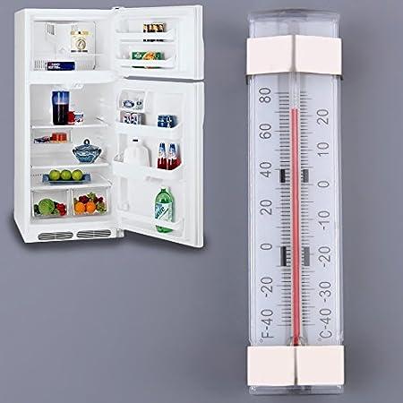 Estante de Cocina Colgante frigorífico congelador Termómetro ...