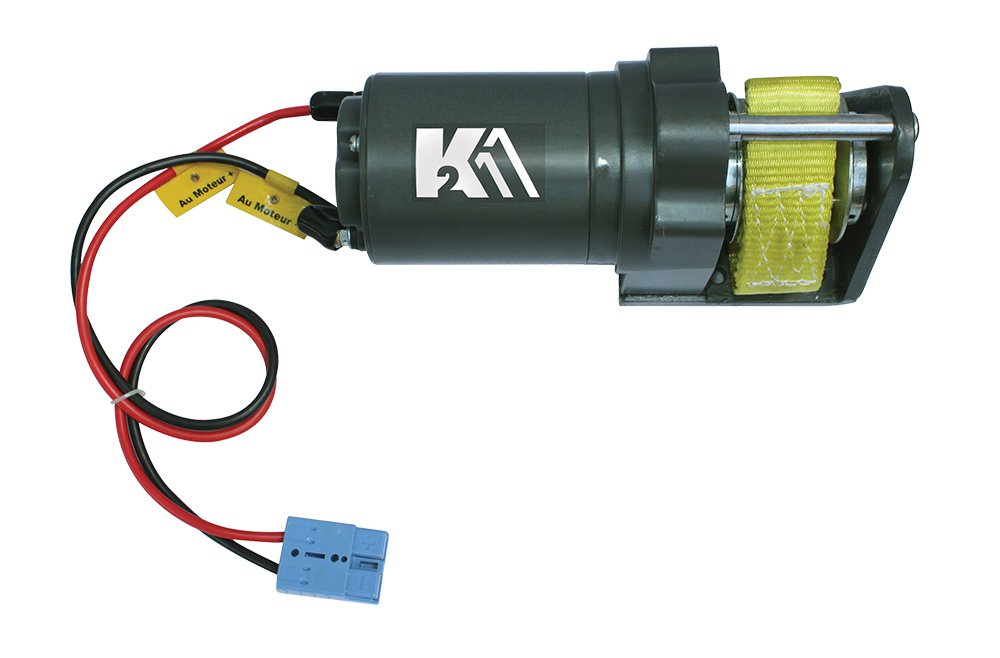 K2 Plows EW8020 Electric Winch