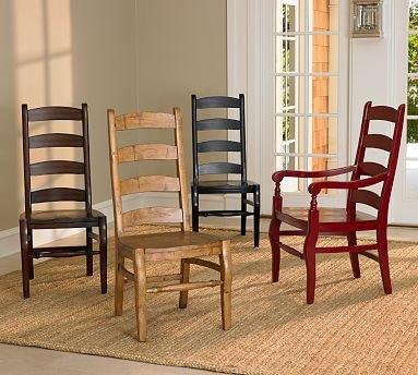 Pottery Barn Wynn Ladderback Chair