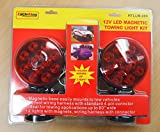 12V LED Magnetic Towing Light Kit 24 LEDS Multi-Function DOT