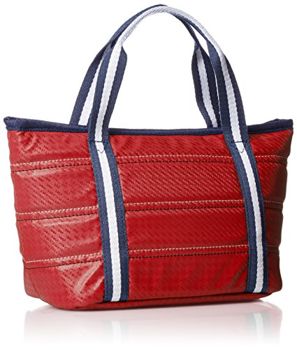 [Adidas Golf] Round Tote Bag L23 × W18 × H13cm AWT 28 A92426 Red by adidas (Image #2)