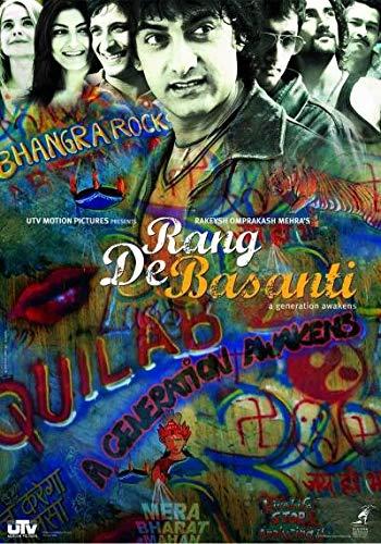 Amazon in: Buy Rang De Basanti (Hindi) DVD with 1 Free DVD