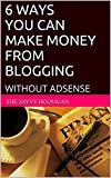There is a widely-believed notion that Adsense is just about the only way that bloggers like you and me can make money using their blog.In this book, the author shares with you other proven ways that you can use to make money fr...