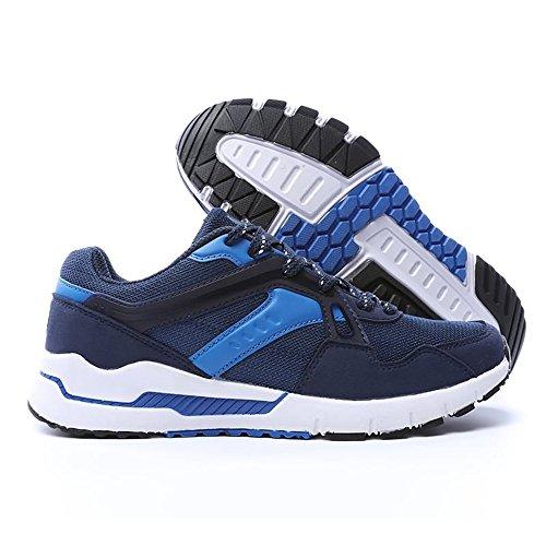 Scarpe uomo Blu con 44 per da tacco 2018 alto donna EU donna e Estate ginnastica da shoes scuro Color sportive traspirante Autunno Jiuyue Dimensione 4wqHCIvTx