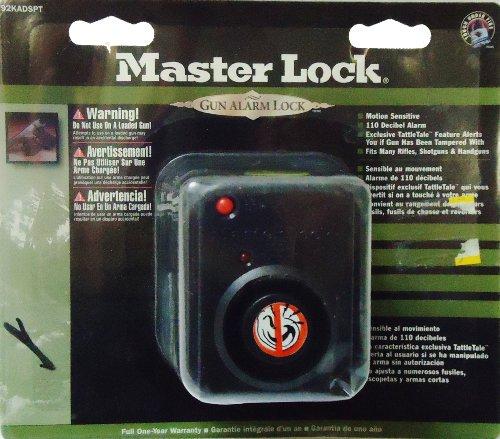 master lock alarm - 7