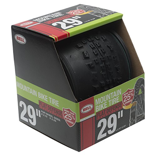 Bell 7091045 Flat Defense Mountain Bike Tire, 29