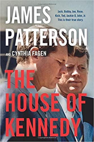 House of Kennedy by James Patterson book cover
