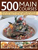 500 Main Courses, Jenni Fleetwood, 0754819507