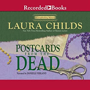 Postcards from the Dead Audiobook