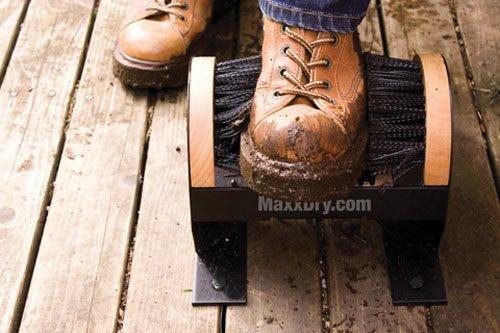 MaxxDry Mudd Stopper Boot Brush