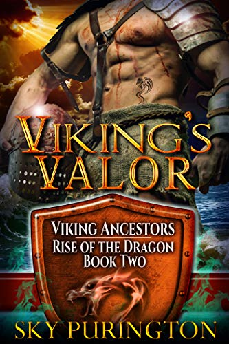 - Viking's Valor (Viking Ancestors: Rise of the Dragon Book 2)