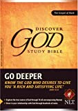 Discover God Study Bible: Gospel of Mark Sampler, , 1414319274