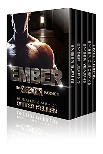 Book: The Seeker - Five Book Box Set by Ditter Kellen