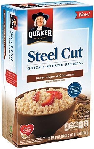 Quaker Steel Cut Oats - 5
