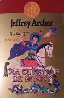 Una cuestion de honor par Jeffrey Archer