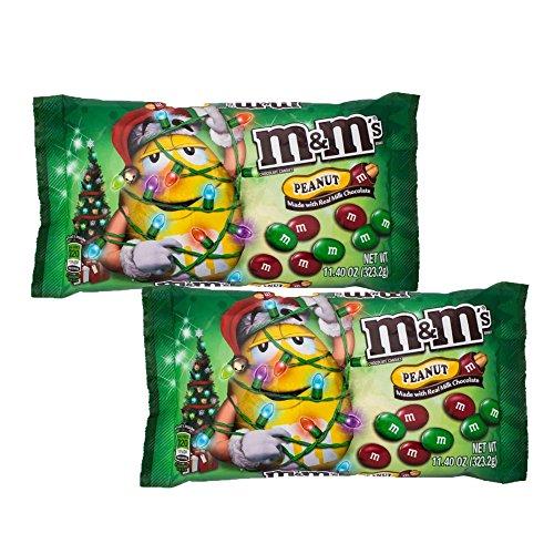 M&M'S Holiday Peanut Chocolate Candy