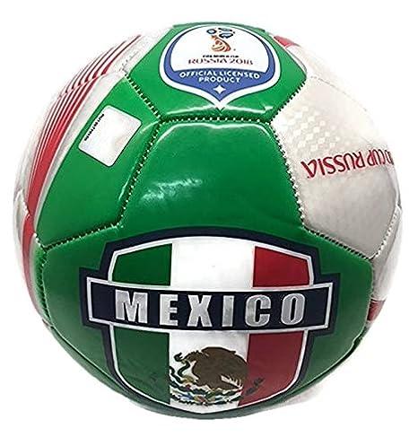 Icon Sports Group FIFA Rusia 2108 - Balón de fútbol (tamaño 5 ...